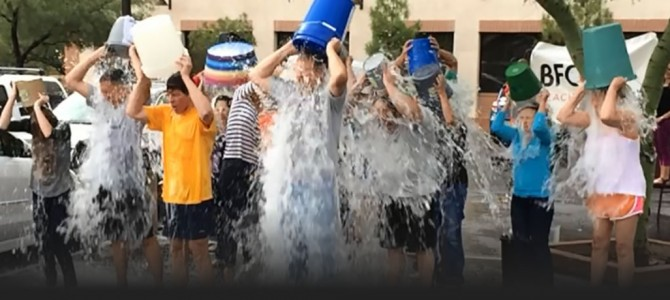 Pinnacle Plan Design & BeachFleischman have accepted PKF Texas' ALS Ice Bucket Challenge