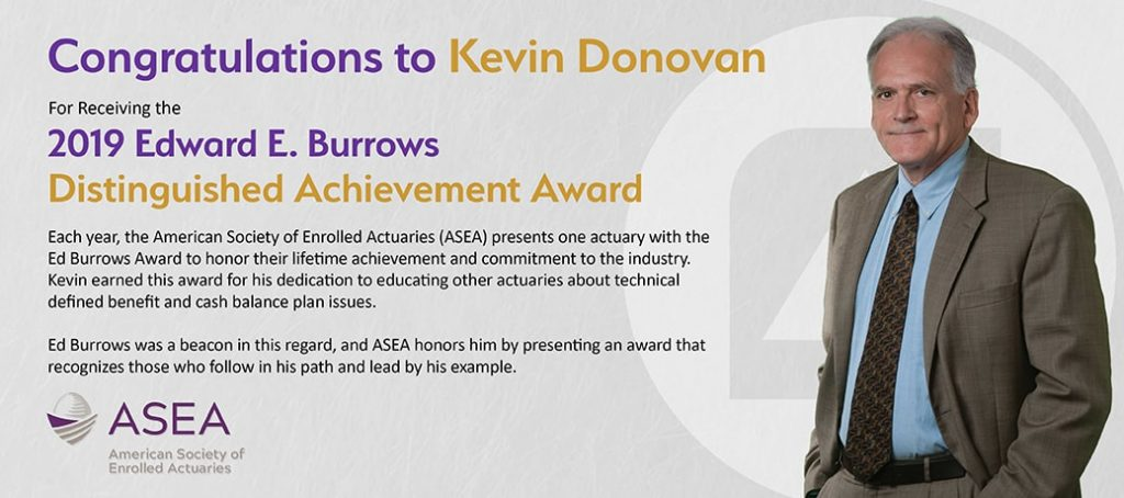 Ed Burrows Award